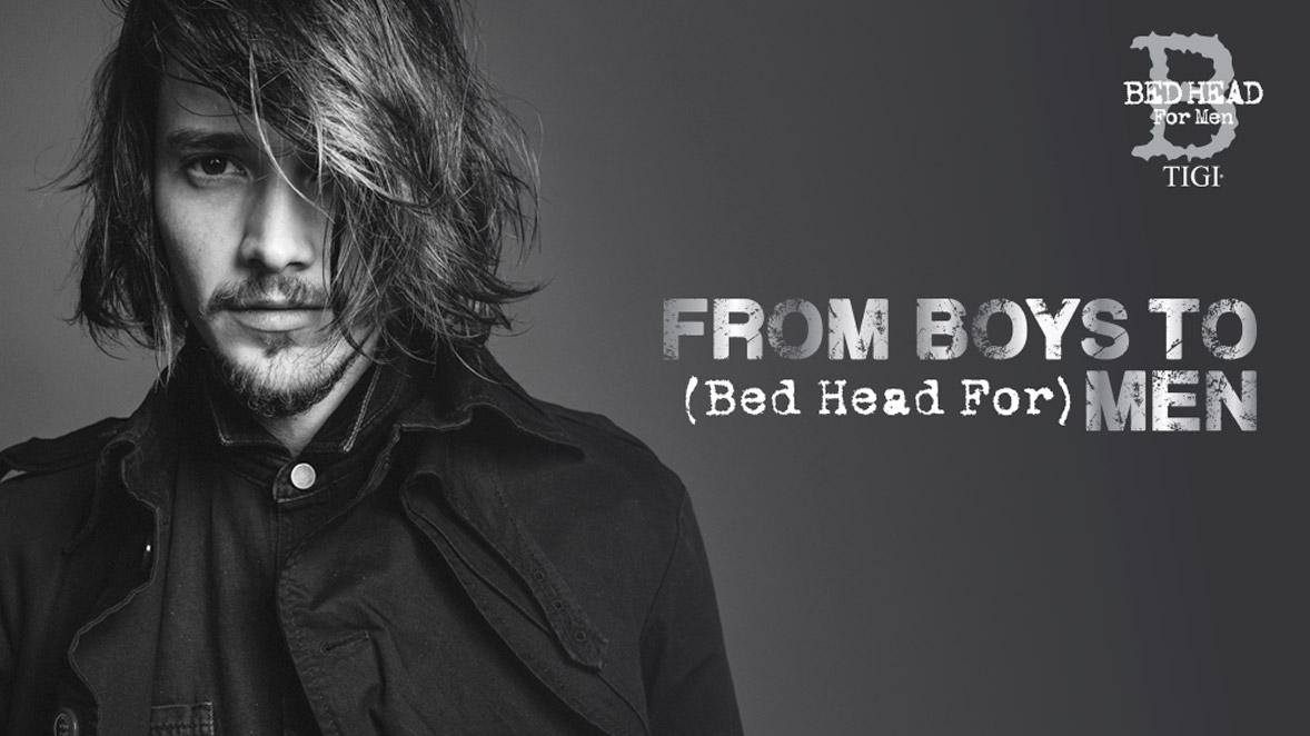 BED HEAD FOR MEN_3